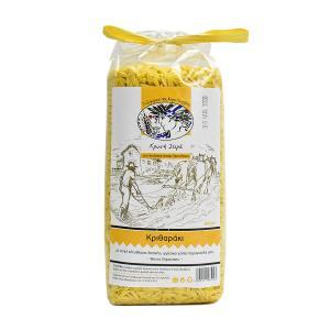 Κριθαράκι 500g | Παραδοσιακό Ζυμαρικό από Σιτάρι Τριπόλεως | Φάρμα Αρκούδη