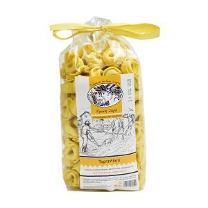 Τορτελίνια με Τυρί 250g | Ζυμαρικό από Σιτάρι Τριπόλεως | Φάρμα Αρκούδη