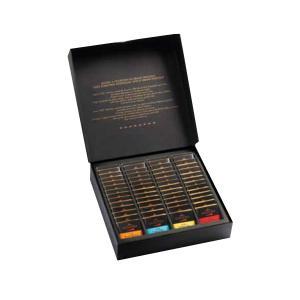 Coffret Decouverte 52 Carres 260g   Κουτί Δώρου με 52 Σοκολατάκια Grand Cru   Valrhona