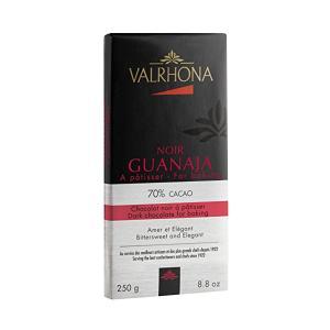 Μαύρη Σοκολάτα Guanaja 70% Mini Block 250g | Ισορροπημένη Γλυκύτητα και Φινετσάτη Γεύση | Valrhona