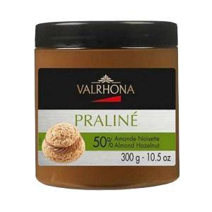 Πραλίνα Αμυγδάλου και Φουντουκιού 50% 300g | Valrhona