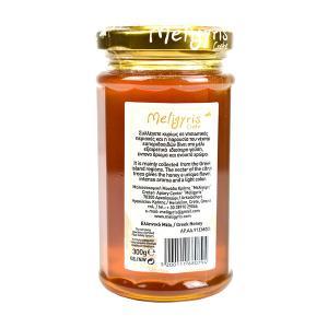 Ελληνικό Μέλι Λεμονιάς Πορτοκαλιάς | Αγνό Φυσικό Άθερμο 300g | Μελίγυρις