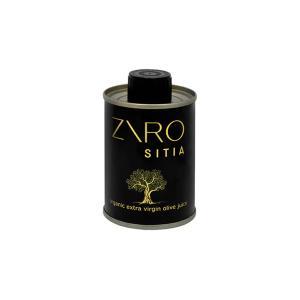 Ziro Sitia | Organic Extra Virgin Olive Oil Koroneiki PDO Sitia Crete  100ml | Ziro Sitia