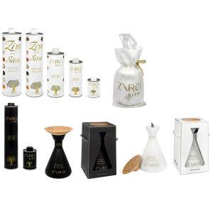 Ziro Αγουρέλαιο BIO σε Κουτί Δώρου| Εξαιρετικό Παρθένο Ελαιόλαδο ΠΟΠ Σητεία με Ισχυρισμό Υγείας 500ml | Ziro Sitia