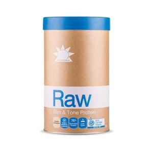 Raw Slim &Tone Vanilla/Cinnamon 1kg - Amazonia