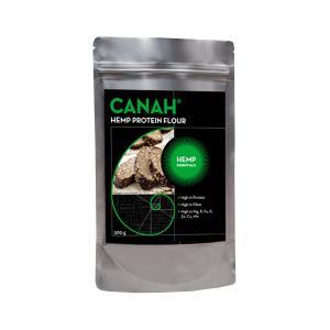 Αλεύρι από Σπόρους Κάνναβης 300g | Βιολογικό Αλεύρι Κάνναβης Χωρίς Γλουτένη | Canah