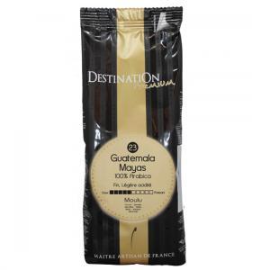 Filter Coffee Guatemala Mayas Arabica BIO 250g - Destination
