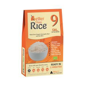 Ρύζι Style από Ρίζα Konjac 385g | Βιολογικό Γεύμα Χωρίς Γλουτένη | Better Than